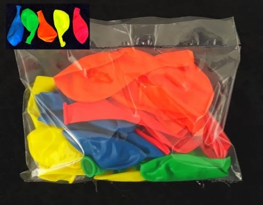 UV Glow Balloons (20)