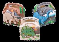 Handle box Dinasaurs